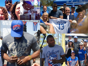 Yasiel Puig – A nice guy from my point of view