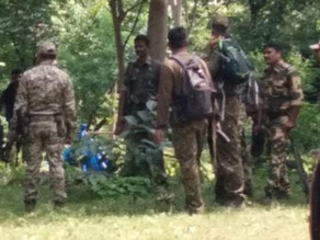 22 Jawans killed by 400 Maoists in a gun battle in Bijapur