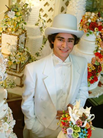 Steve In the Cake Shop (Jared Hillman)
