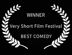 Winner Very Short Film Festival Garland.
