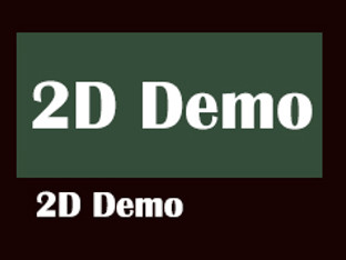 2D Demo_from BigStar
