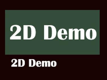 2D Demo_from BigStar