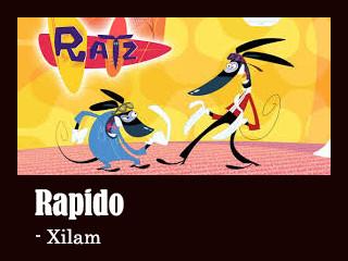 Ratz - Rapido & Razmo