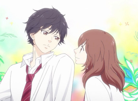 Ao Haru Ride - Yeah, you can skip this one