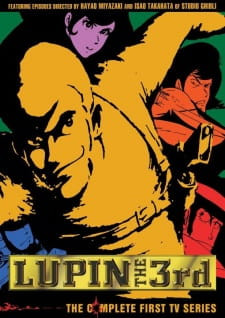 Lupin the third Part 1 - Fun heists and gripping emotion (sometimes)