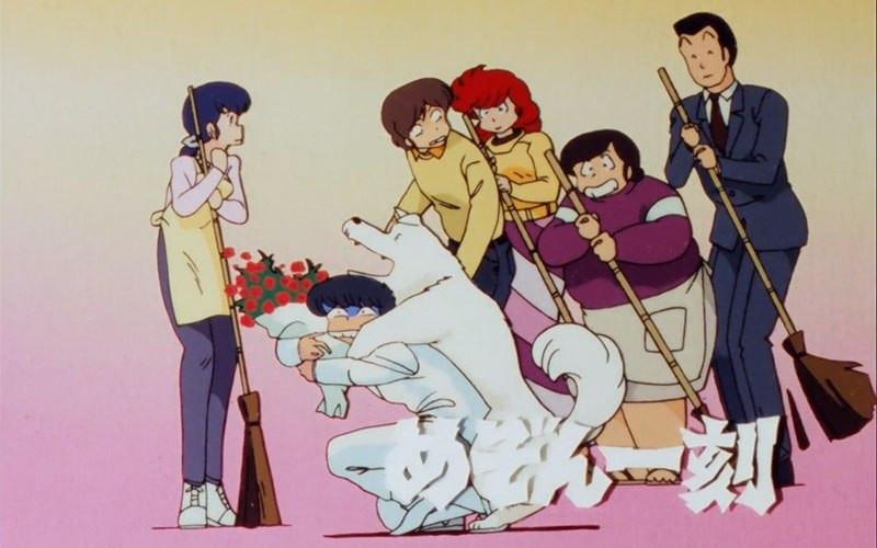 Maison ikkoku - the best Anime romcom... or is it?