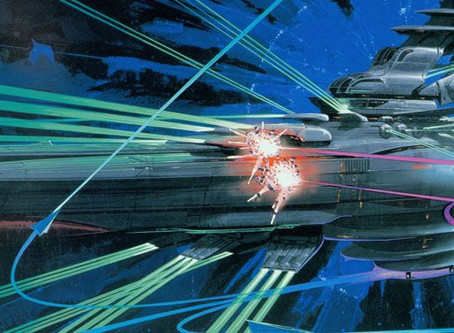 Yamato 2520 - What diebuster should have been