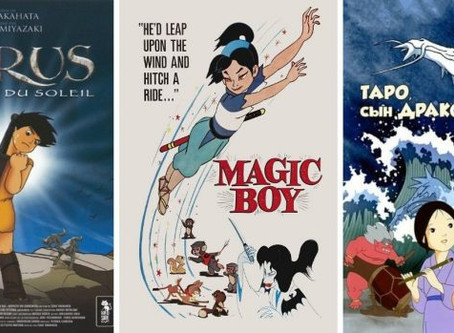 Why These 10 Anime Movies From the 60's are STILL Worth Watching!