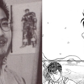 Author of Berserk, Kentarou Miura, dies at 54