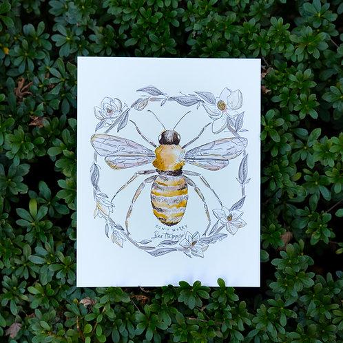 """Don't Worry, Bee Happy"""