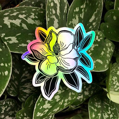 Holographic Magnolia