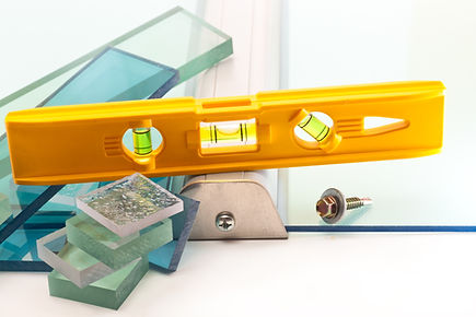Plastic polycarbonate sheets with alumin