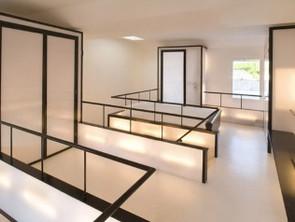 DIY Polycarbonate room dividers