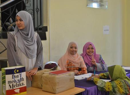 MLA Tips & Tricks di SUK Melaka