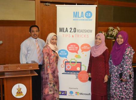 MLA Tips & Tricks di SUK Selangor