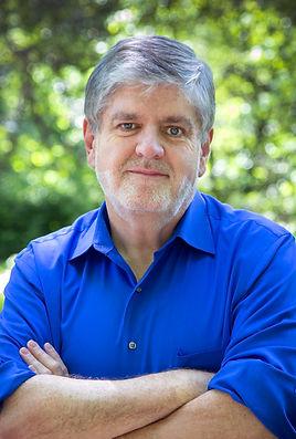 Author William J. McGee