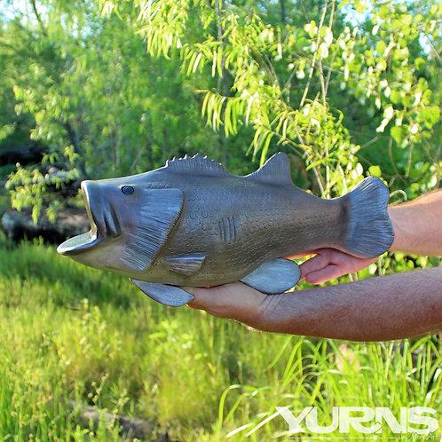 """""""Bass Angler"""" - Bass Trophy Fish"""