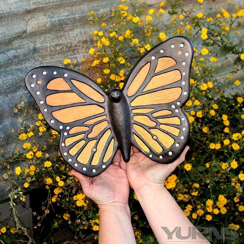 """""""Joyful Monarch"""" - Large Butterfly"""