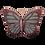 """Thumbnail: """"Joyful Flight"""" - Large Metallic Butterfly"""