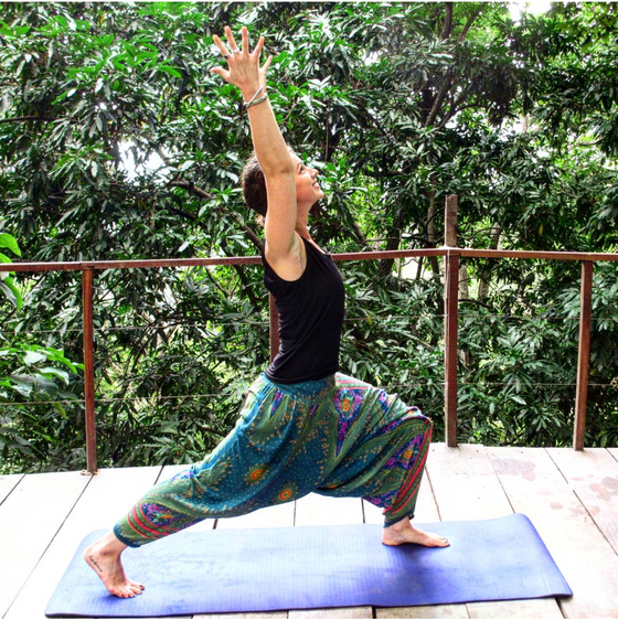Is yoga about more than the body?