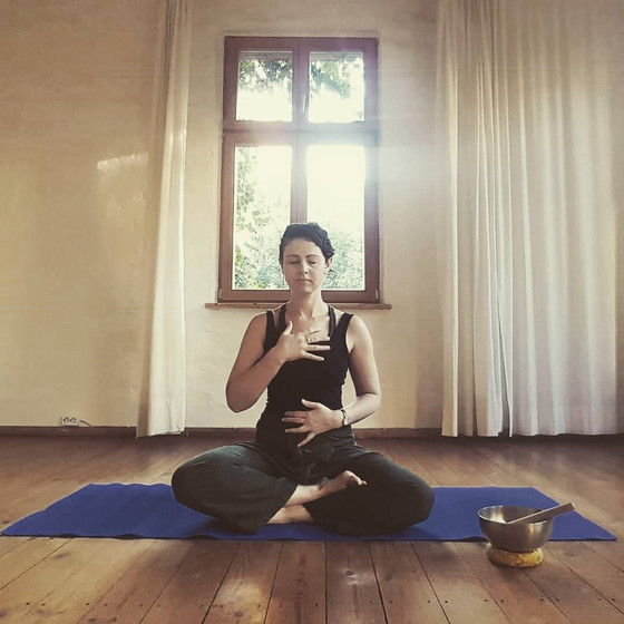 Navigating my relationship with yoga and anxiety