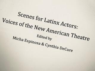 Co-editing -- Scene book for Latinx Actors