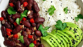 Classic Rice & Beans - Easy Recipe | Plant-based