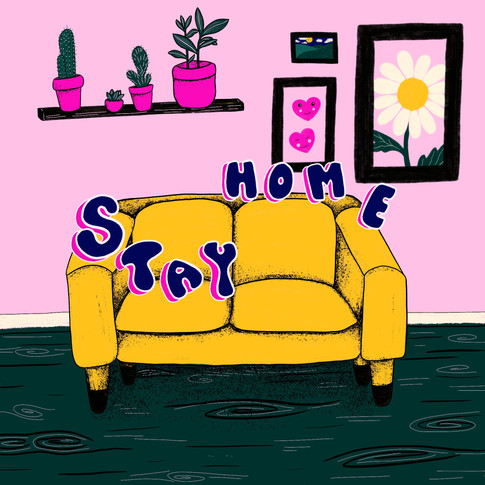 'Stay Home'