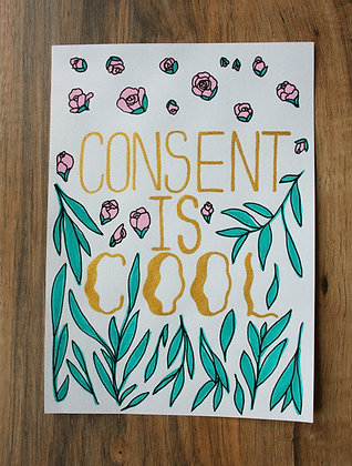 'Consent is Cool'