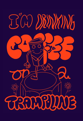 Neck Deep - Lowlife lyric poster *concept
