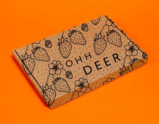 Ohh Deer - Box concept