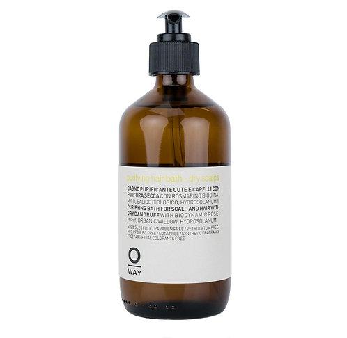 Oway Purifying Hair Bath - Dry Scalps