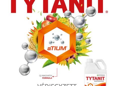 TYTANIT® - Védjegyzett életfolyamat stimulátor az innovatív növénytermesztésben