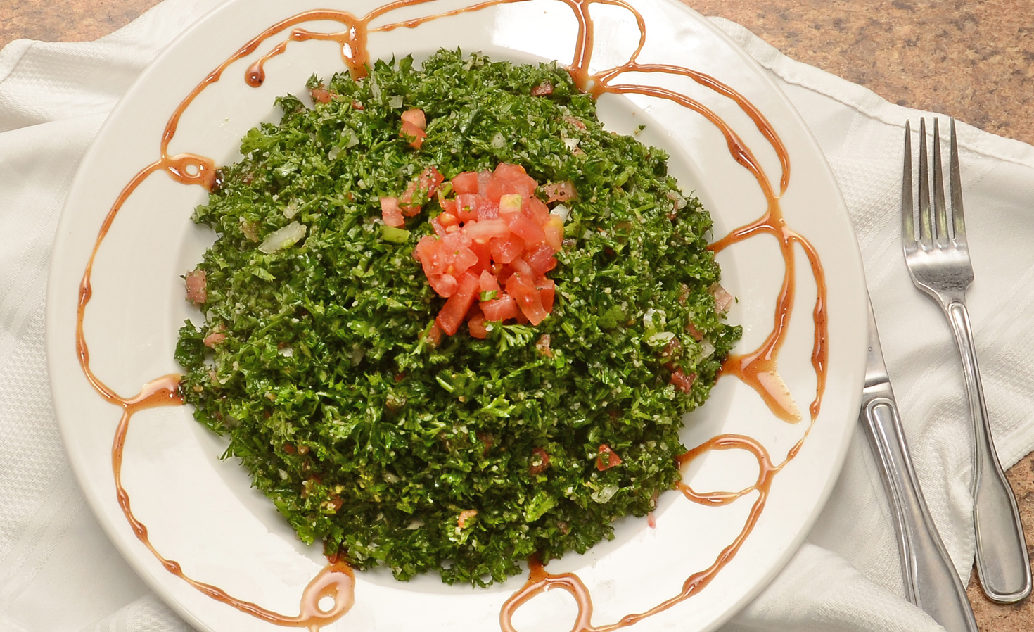 Princess Grill of Commerce Tabouli
