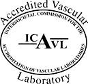 ICAVL Vascular Laboratort Accreditation