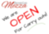 orchard lake mezza open for carry outs.p