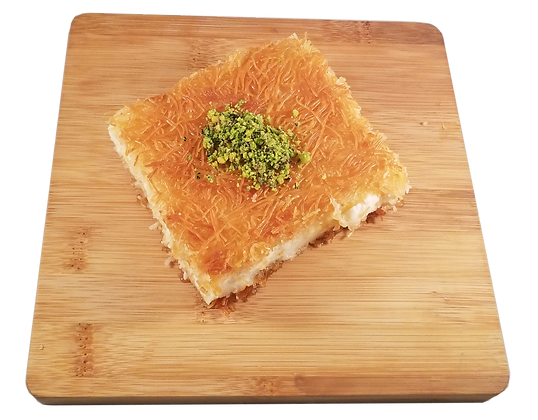Kunafa Bil Gaimer Half Tray