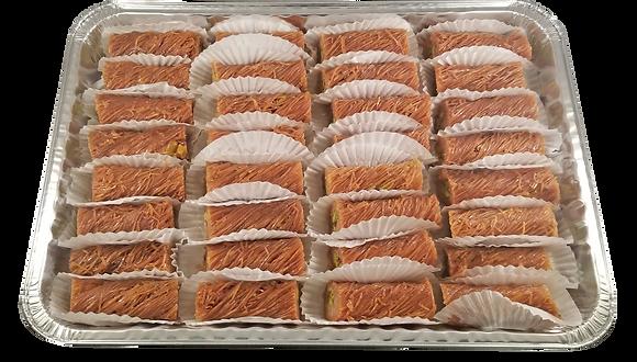Mini Burma Pistachio Baklava Half Tray