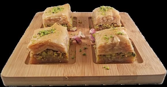 Baklava Pistachio Large Tray