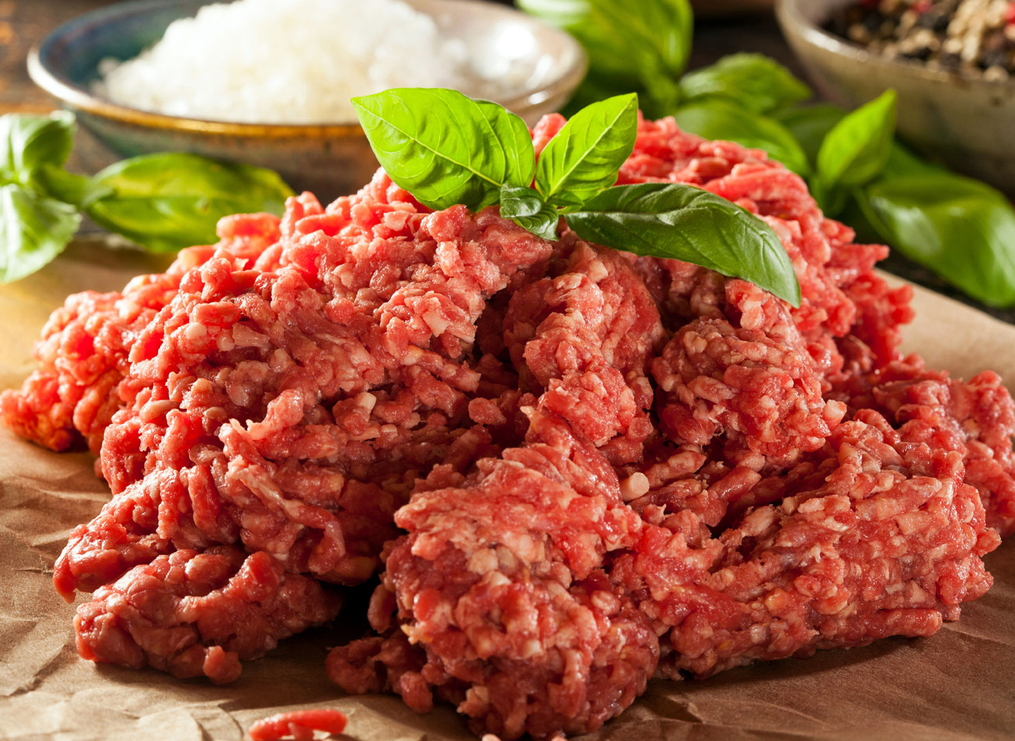 Our Ground Beef