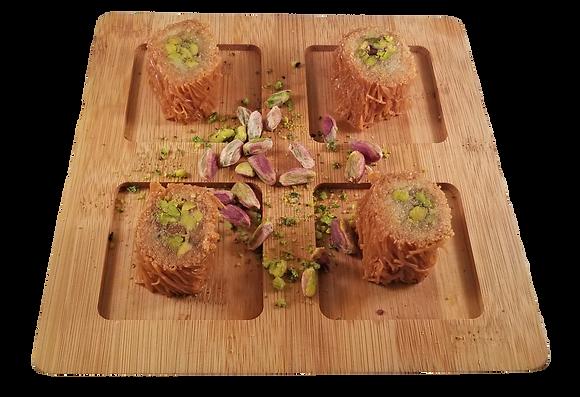 Mini Shaaria Burma Baklava Pistachio Large Tray