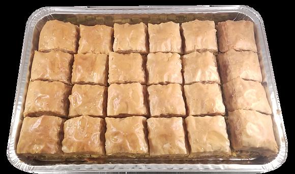 Sugar Free Baklava Half Tray