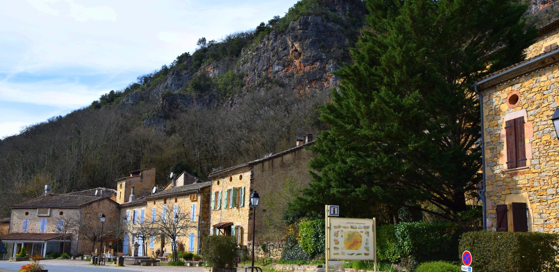 Omgeving in Larroque