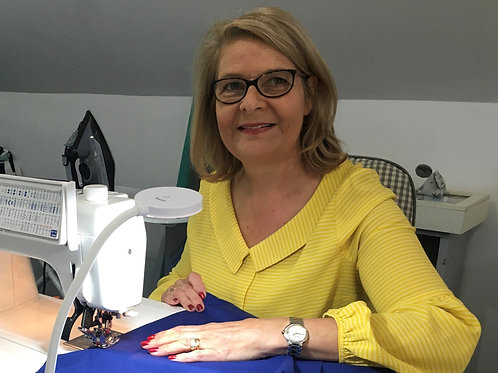 Live Online Dressmaking Group class - Pay as you go