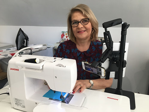 Live Online Dressmaking Tuesdays 10.00-12.30pm or 6.30-9.00pm