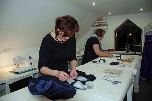 Dressmaking Wednesdays 6.30-9pm
