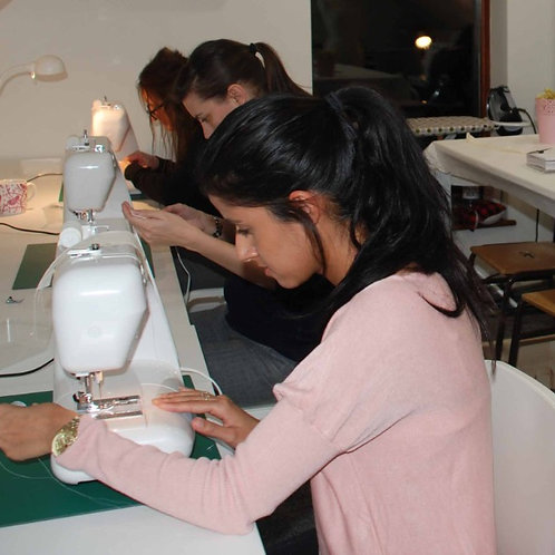 Learn to sew -The basics workshop