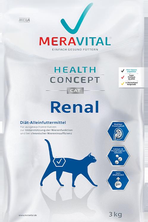 MeraVital Renal для кошек
