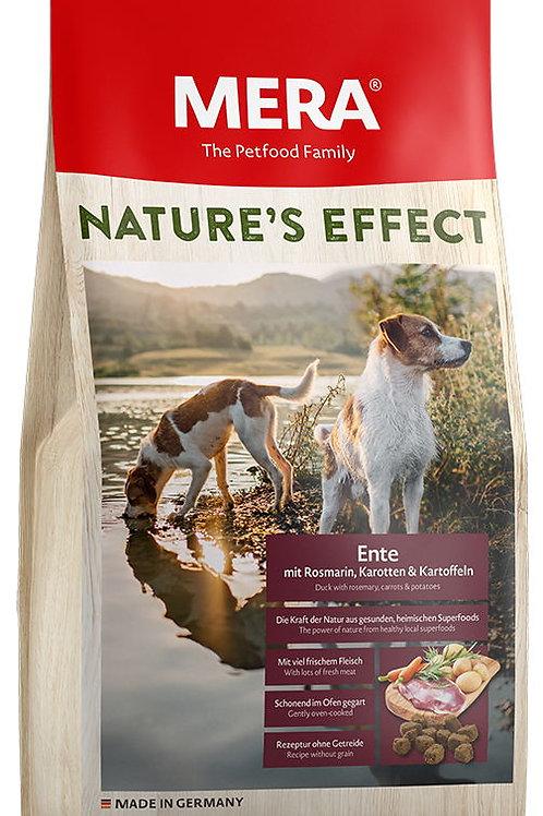 NATURES EFFECT Ente утка с розмарином, морковью и картофелем