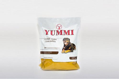 "Yummi PREMIUM quality ""Мясное изобилие"" 0,6кг"